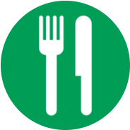food icon green